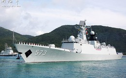 Biển Đông: Chạm trán Type 054A TQ, tàu Đài Loan báo động khẩn cấp