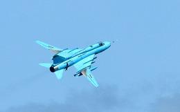 [VIDEO] Su-22M4 Việt Nam huấn luyện bay