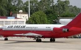 Sắp thanh lý máy bay vô chủ 7 năm ở sân bay Nội Bài