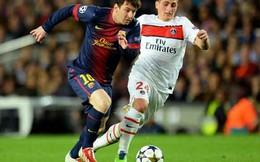 PSG vs Barcelona: Ngán gì Messi!