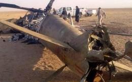 Mi-35 tan xác bởi tên lửa Mỹ tại Iraq