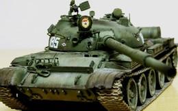 Tận mắt quy trình cầu kỳ để tạo ra một mô hình xe tăng T-62