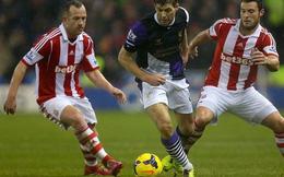 Gerrard tạo phúc cho Liverpool trong trận đấu thứ 650