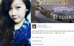 """Nữ sinh bị đâm xe ở Xã Đàn: """"Sao tớ lại nằm ở đây?"""""""