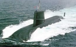 Tàu ngầm Nhật Bản bất ngờ xuất hiện gần biên giới Nga