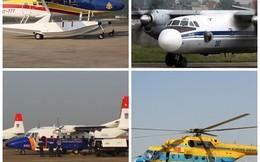 Việt Nam dừng tìm kiếm máy bay Malaysia mất tích