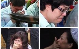 """Chùm ảnh: Nước mắt trong hàng loạt phiên tòa xử """"đại án"""""""