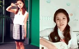 """Dung nhan cô gái Mỹ gốc Việt hát """"Con bướm xuân"""" bằng 5 thứ tiếng"""