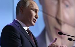"""Putin: """"Gấu thì sẽ không cần xin phép ai hết!"""""""