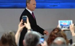 Chuyên gia VN:Họp báo Putin không quyết liệt như dư luận mong đợi