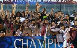 Hạ gục Triều Tiên, U19 Qatar lần đầu vô địch giải châu Á