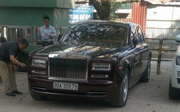"""Lộ diện chủ nhân Rolls-Royce """"Mặt trời phương Đông"""""""