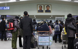 """Xé visa, đòi """"nương náu"""", du khách Mỹ bị Triều Tiên bắt giữ"""