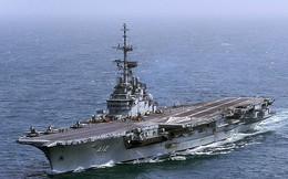 Khám phá sức mạnh tàu sân bay duy nhất tại Nam Mỹ