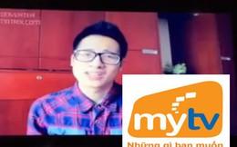 Kênh truyền hình MyTV phát chương trình nói tục, chửi bậy?