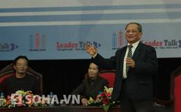 TS Lê Đăng Doanh: Bỏ chộp giật, doanh nghiệp Việt có thể vươn lên