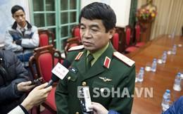 Tướng Võ Văn Tuấn: Chỉ còn 1 thuyền VN vẫn tìm máy bay Boeing