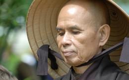 Thông tin mới nhất về sức khỏe của Thiền sư Thích Nhất Hạnh