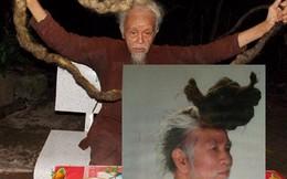 Những dị nhân có mái tóc rồng kỳ lạ nhất Việt Nam