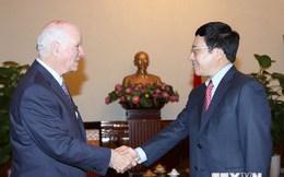 Hiện nay là thời điểm thuận lợi phát triển quan hệ Việt-Mỹ