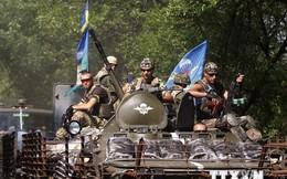 Ukraine: Giao tranh dữ dội ở phía Nam Donetsk, gần biên giới Nga