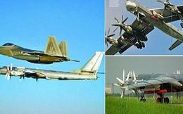 """Máy bay Nga """"phá"""" chiến lược Mỹ đối phó với Trung Quốc?"""