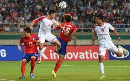 Hạ Triều Tiên, Hàn Quốc giành HCV bóng đá Nam