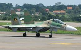 Su-30MK2 lần đầu tiên thực chiến