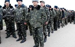 Bộ Quốc phòng Ukraine: Gần 10.000 người trốn đi lính nghĩa vụ