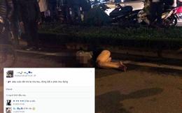 Nữ sinh bị đâm ở Xã Đàn: Mẹ đau đớn, bạn trai căm phẫn tột độ