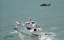 TQ có thể trang bị WZ-10 cho CSB để tấn công tàu chiến nước ngoài