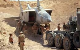 Phòng không Iraq bị đập nát, không thể chống đỡ nổi!