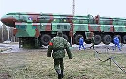 Nga tiếp tục loại biên ICBM Topol