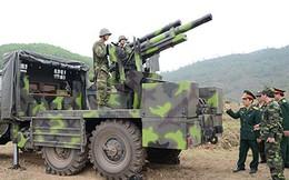 Tích hợp pháo 105mm lên xe cơ giới
