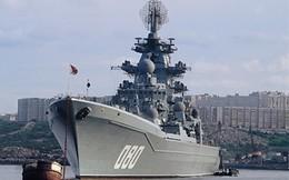 Sự trở lại của tuần dương hạm Admiral Nakhimov