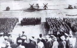 Trung đoàn Không quân đầu tiên của Việt Nam được thành lập thế nào?