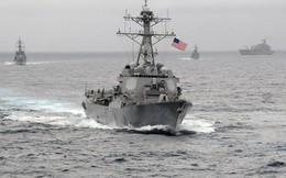 Mỹ tiến hành tuần tra biển Đông: Sự kiện lịch sử