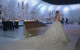 Choáng ngợp trước những đám cưới xa hoa bậc nhất thế giới