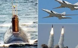 Nga giữ vững vị trí thứ 2... sau Mỹ