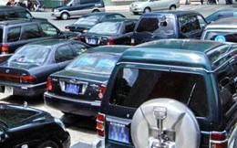 Gần 13.000 tỷ nuôi xe công: Nước giàu cũng không thế