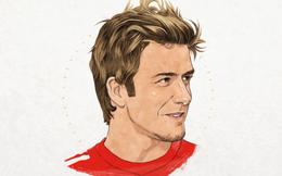 David Beckham: 40 năm và những mái tóc kinh điển