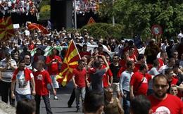 """""""Kịch bản Ukraine' khó thành công ở Macedonia"""