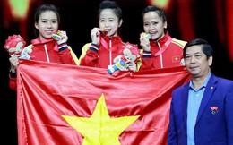 """Đoạt """"Vàng"""" SEA Games, Châu Tuyết Vân nhắn riêng cho Công Phượng"""