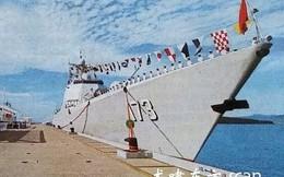 TQ tăng cường tàu chiến Type 052D cho hạm đội đặc trách Biển Đông
