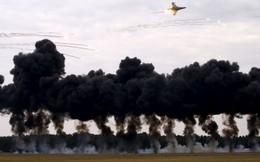 24h qua ảnh: Chiến đấu cơ diễn tập tấn công mục tiêu giả định