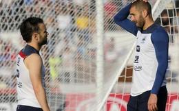 Benzema đã nói gì với Valbuena trong nghi án tống tiền?