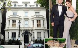 Vợ chồng Beckham kiếm tiền gây sốc năm 2014
