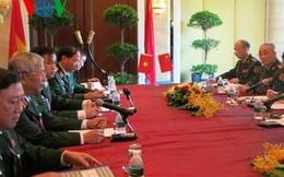 Tướng Nguyễn Chí Vịnh: TQ cần hành xử đúng luật quốc tế