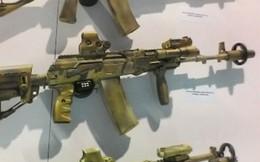 Nga giới thiệu súng trường AK phiên bản mới tại IDEX-2015