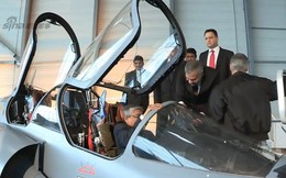 """ẢNH: Ngắm tiêm kích Mirage 2000 """"lên đời"""" Pháp vừa giao cho Ấn Độ"""